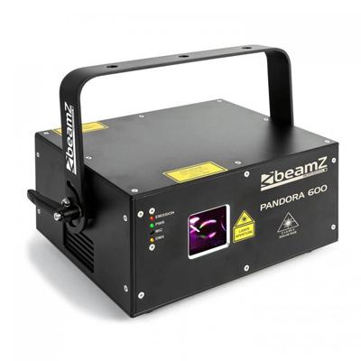 lasery sceniczne